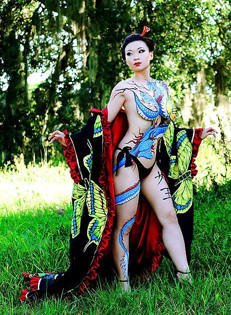 Han naked yaya Yaya Pics